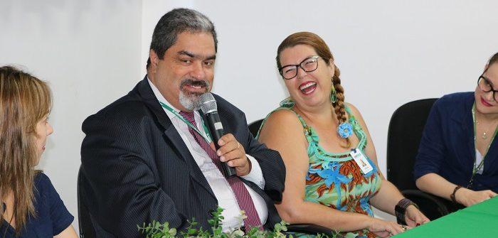 Abertura da 1ª Semana de Letras da Univás conta com presença do presidente da FUVS