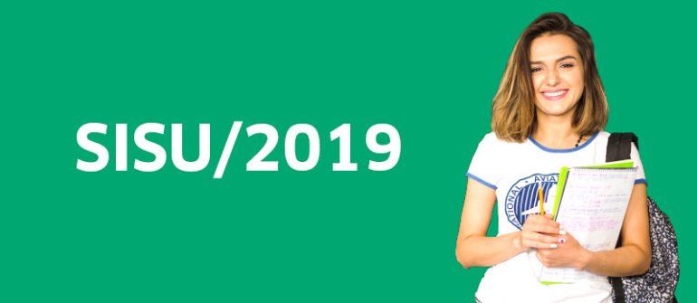 Abertas as inscrições para o Sisu 2019