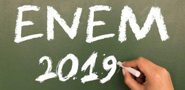 Enem 2019: inscrições até 17 de maio